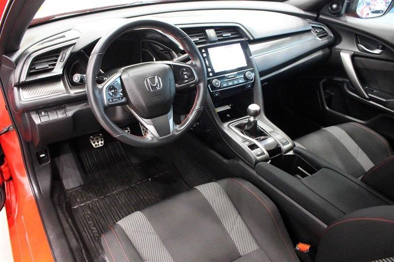 2018 Honda Civic Coupe SI 6MT in Regina, Saskatchewan - 6 - w1024h768px