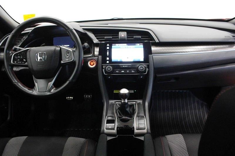 2018 Honda Civic Coupe SI 6MT in Regina, Saskatchewan - 12 - w1024h768px