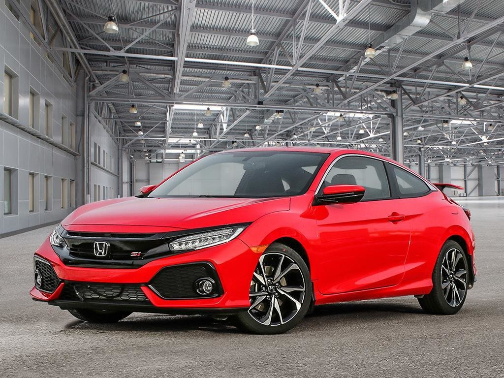 2018 Honda Civic Coupe SI 6MT in Mississauga, Ontario - 1 - w1024h768px
