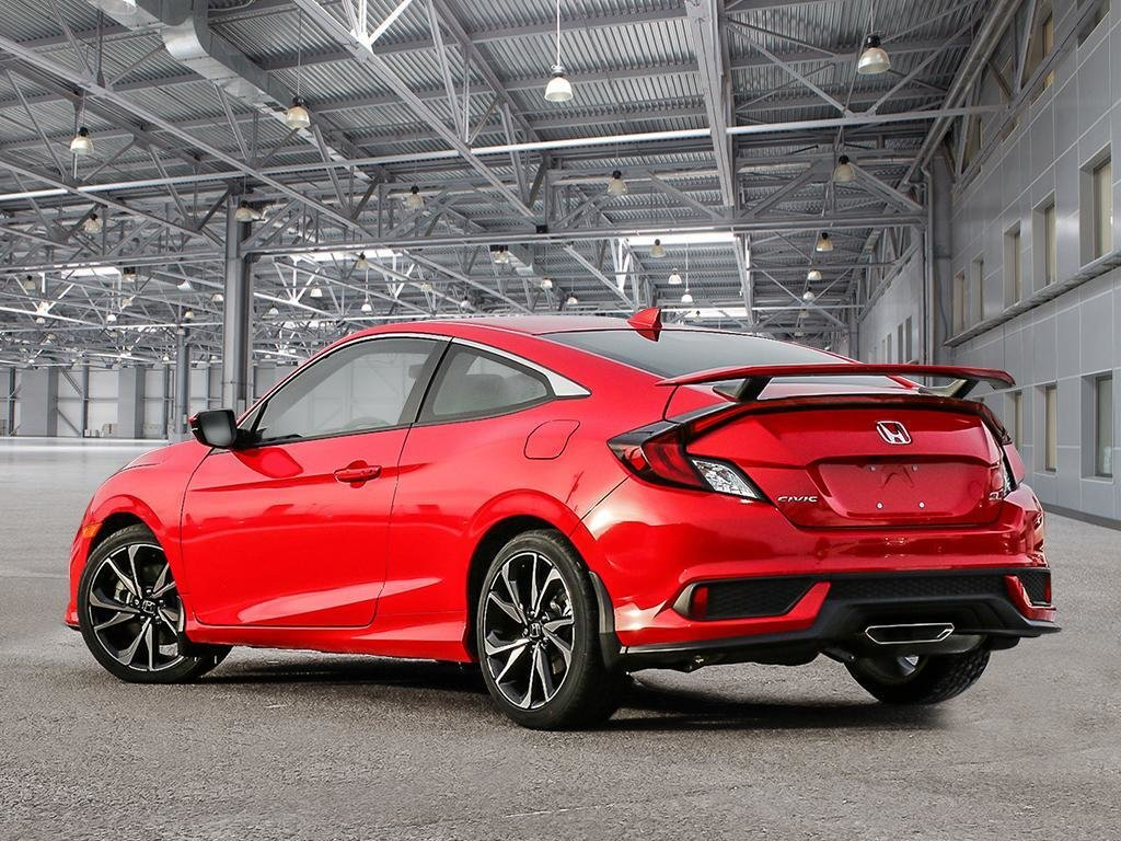 2018 Honda Civic Coupe SI 6MT in Mississauga, Ontario - 4 - w1024h768px
