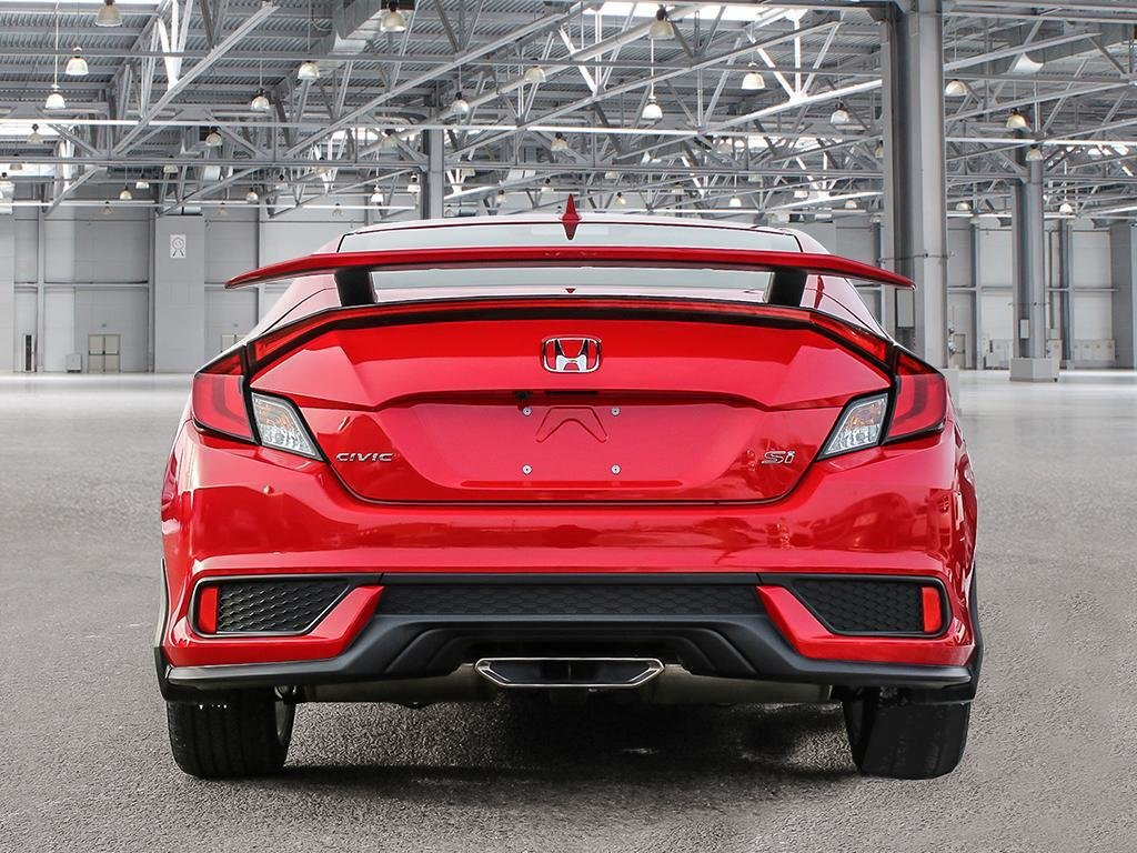 2018 Honda Civic Coupe SI 6MT in Mississauga, Ontario - 5 - w1024h768px
