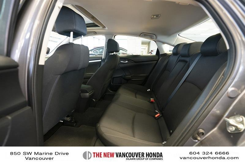 2018 Honda Civic Sedan EX CVT in Vancouver, British Columbia - 34 - w1024h768px