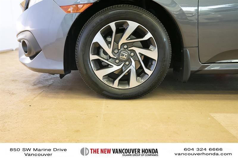2018 Honda Civic Sedan EX CVT in Vancouver, British Columbia - 31 - w1024h768px