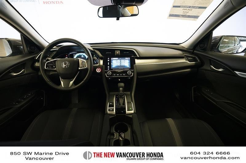 2018 Honda Civic Sedan EX CVT in Vancouver, British Columbia - 35 - w1024h768px