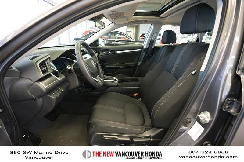2018 Honda Civic Sedan EX CVT in Vancouver, British Columbia - 32 - w1024h768px