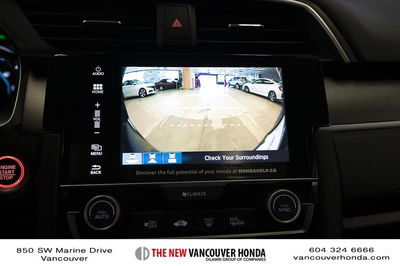 2018 Honda Civic Sedan EX CVT in Vancouver, British Columbia - 20 - w1024h768px