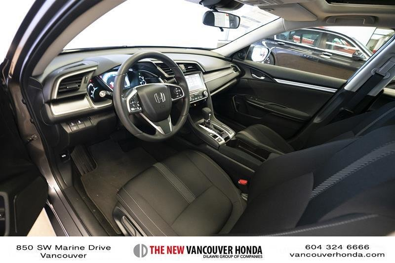 2018 Honda Civic Sedan EX CVT in Vancouver, British Columbia - 33 - w1024h768px