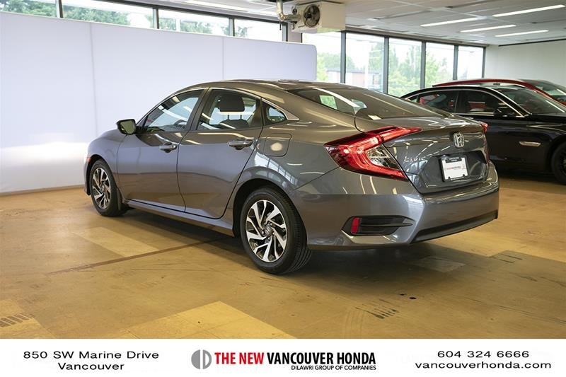 2018 Honda Civic Sedan EX CVT in Vancouver, British Columbia - 7 - w1024h768px