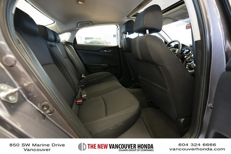 2018 Honda Civic Sedan EX CVT in Vancouver, British Columbia - 36 - w1024h768px