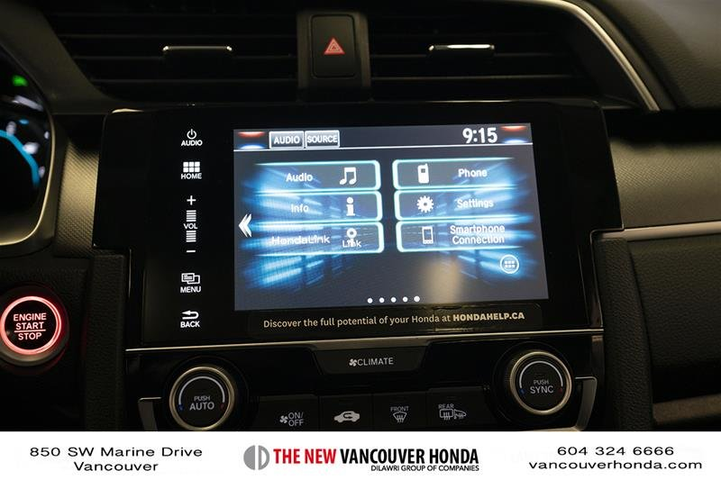 2018 Honda Civic Sedan EX CVT in Vancouver, British Columbia - 21 - w1024h768px