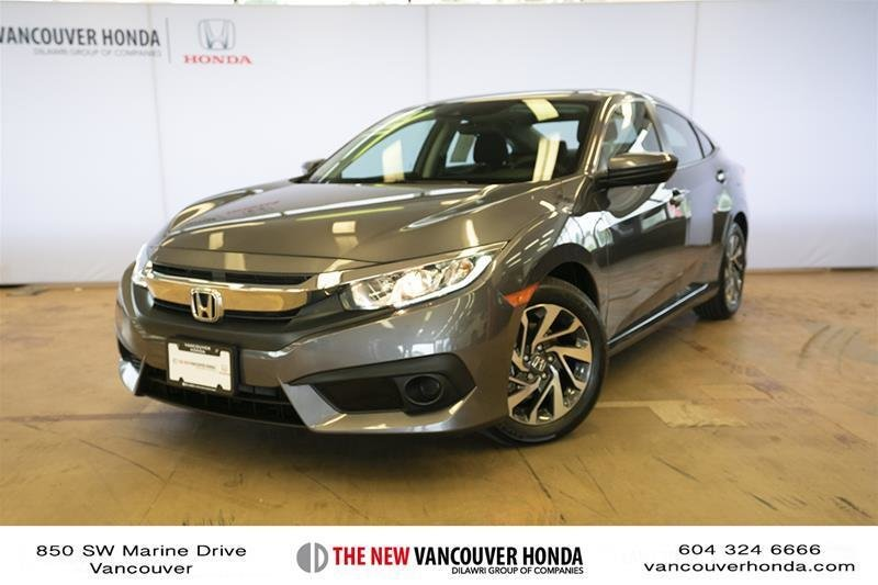 2018 Honda Civic Sedan EX CVT in Vancouver, British Columbia - 23 - w1024h768px
