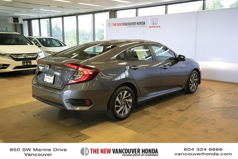 2018 Honda Civic Sedan EX CVT in Vancouver, British Columbia - 27 - w1024h768px
