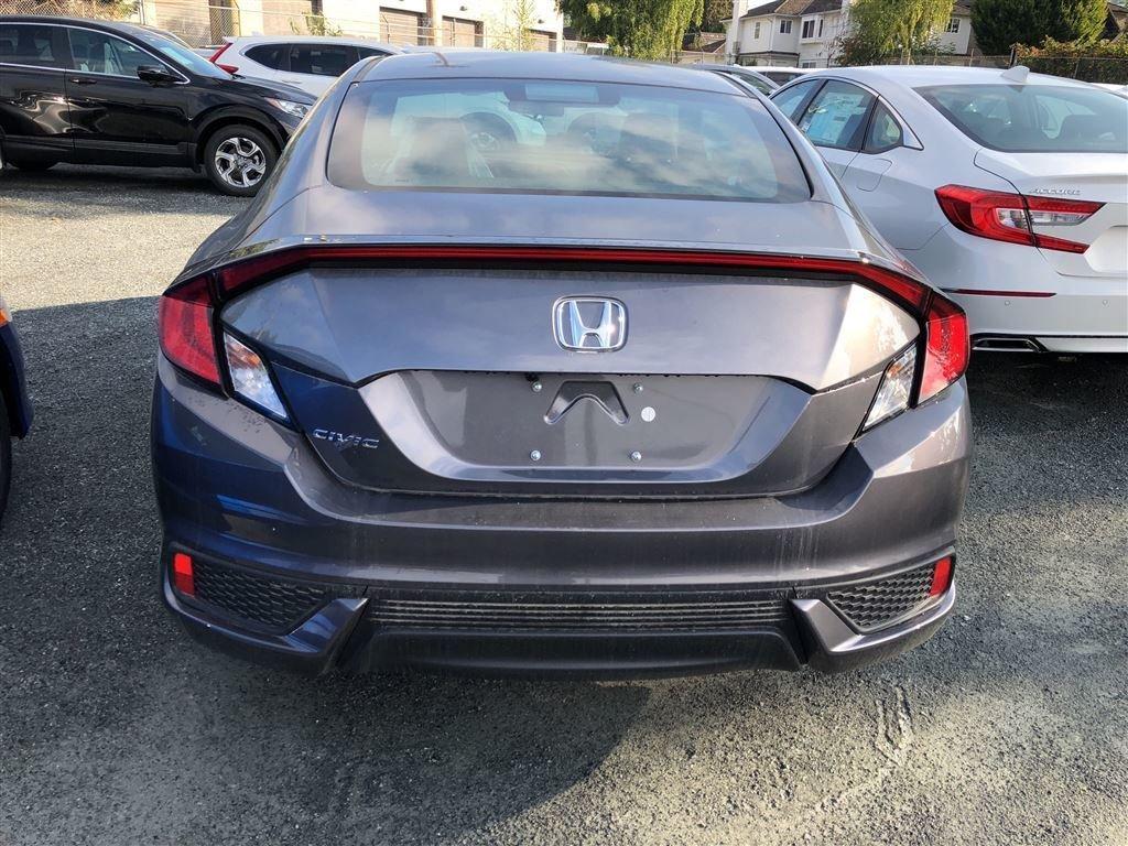 2018 Honda Civic Coupe EX-T CVT in Vancouver, British Columbia - 8 - w1024h768px