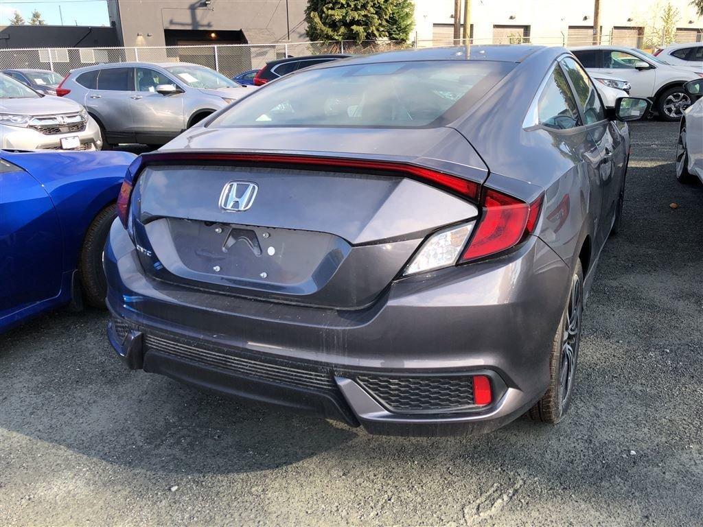2018 Honda Civic Coupe EX-T CVT in Vancouver, British Columbia - 10 - w1024h768px