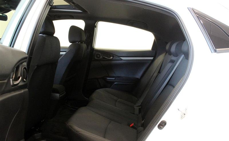 2018 Honda Civic Hatchback Sport HS CVT in Regina, Saskatchewan - 12 - w1024h768px