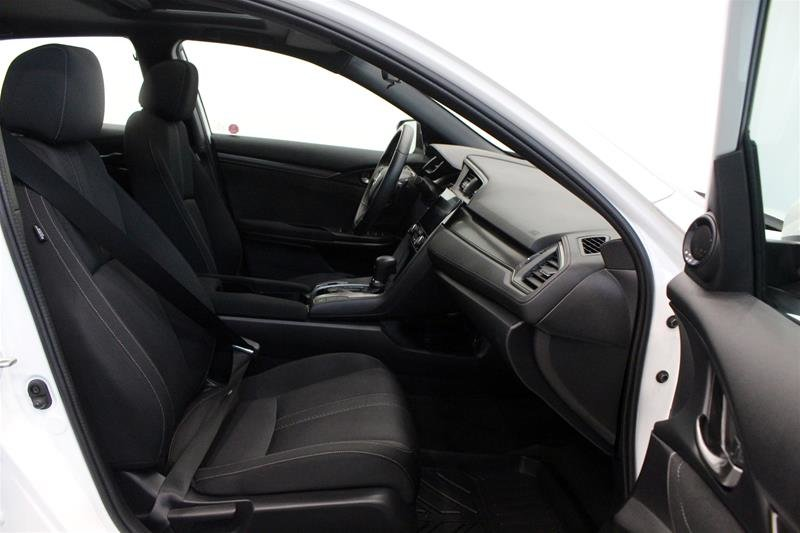 2018 Honda Civic Hatchback Sport HS CVT in Regina, Saskatchewan - 15 - w1024h768px