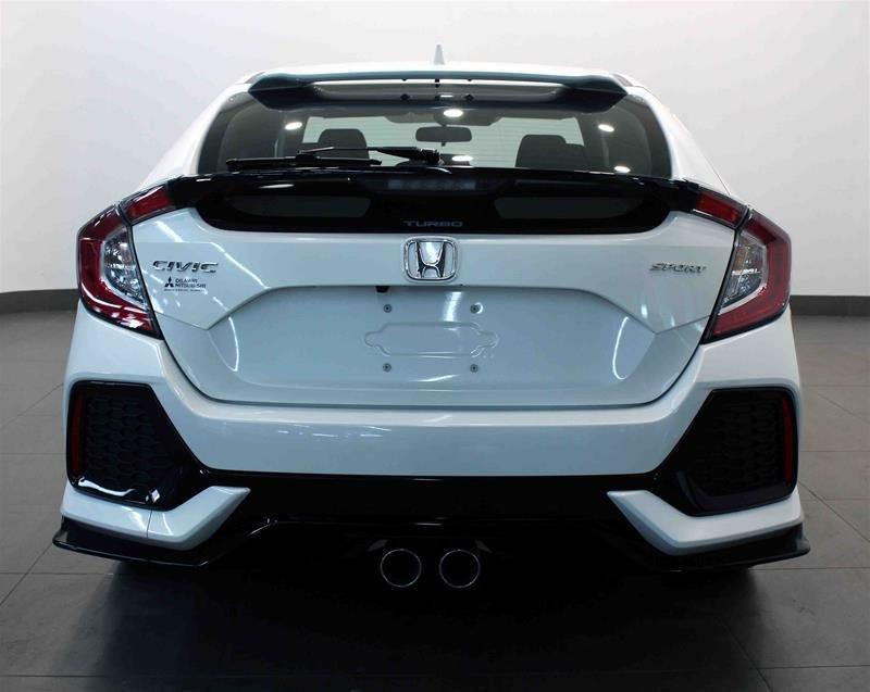 2018 Honda Civic Hatchback Sport HS CVT in Regina, Saskatchewan - 20 - w1024h768px