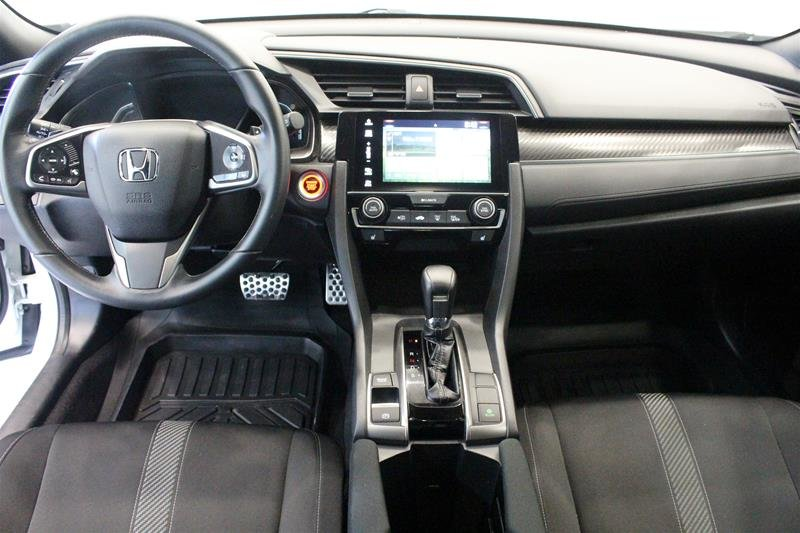 2018 Honda Civic Hatchback Sport HS CVT in Regina, Saskatchewan - 14 - w1024h768px