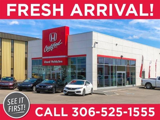2018 Honda Civic Sedan LX CVT in Regina, Saskatchewan - 1 - w1024h768px
