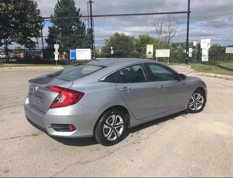 2018 Honda Civic Sedan LX CVT in Mississauga, Ontario - 5 - w1024h768px