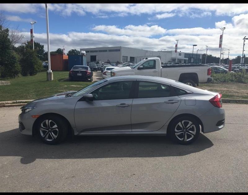 2018 Honda Civic Sedan LX CVT in Mississauga, Ontario - 8 - w1024h768px
