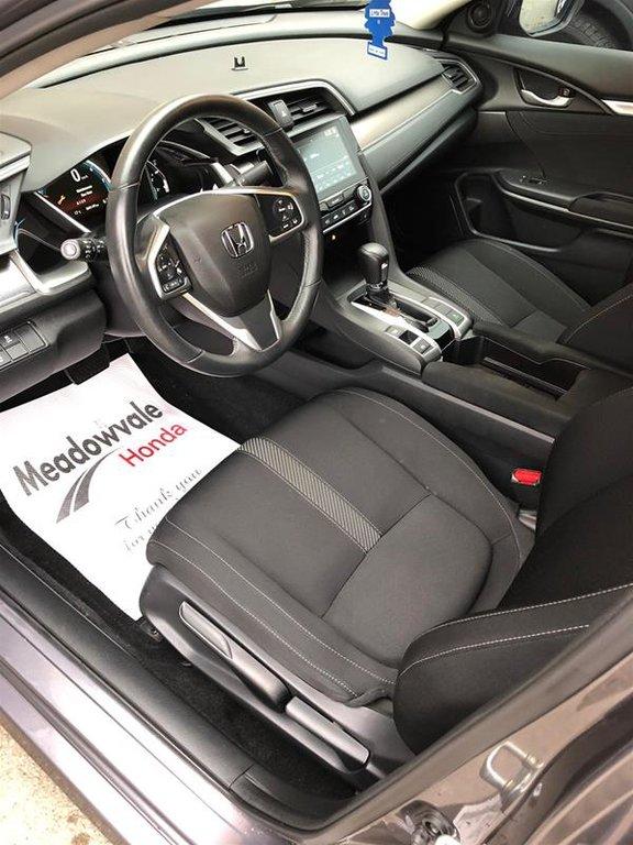 2018 Honda Civic Sedan EX-T CVT in Mississauga, Ontario - 8 - w1024h768px