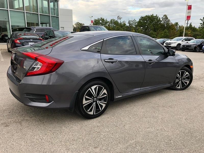 2018 Honda Civic Sedan EX-T CVT in Mississauga, Ontario - 4 - w1024h768px