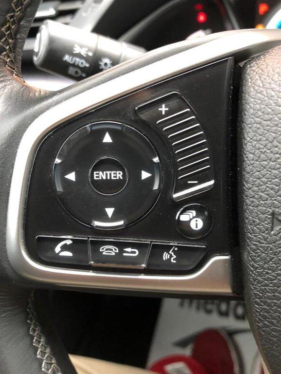 2018 Honda Civic Sedan EX-T CVT in Mississauga, Ontario - 11 - w1024h768px