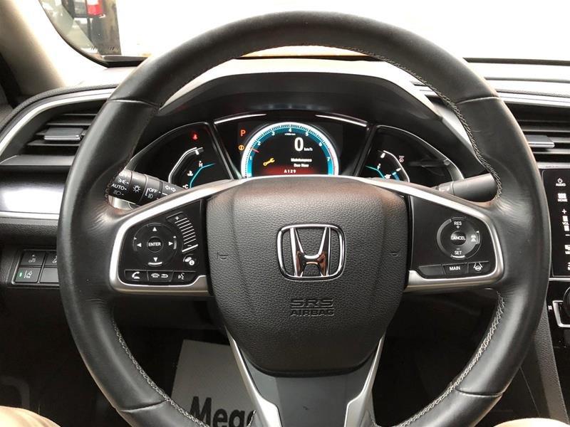 2018 Honda Civic Sedan EX-T CVT in Mississauga, Ontario - 10 - w1024h768px