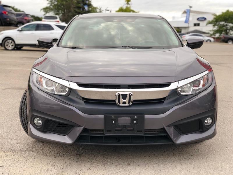 2018 Honda Civic Sedan EX-T CVT in Mississauga, Ontario - 2 - w1024h768px