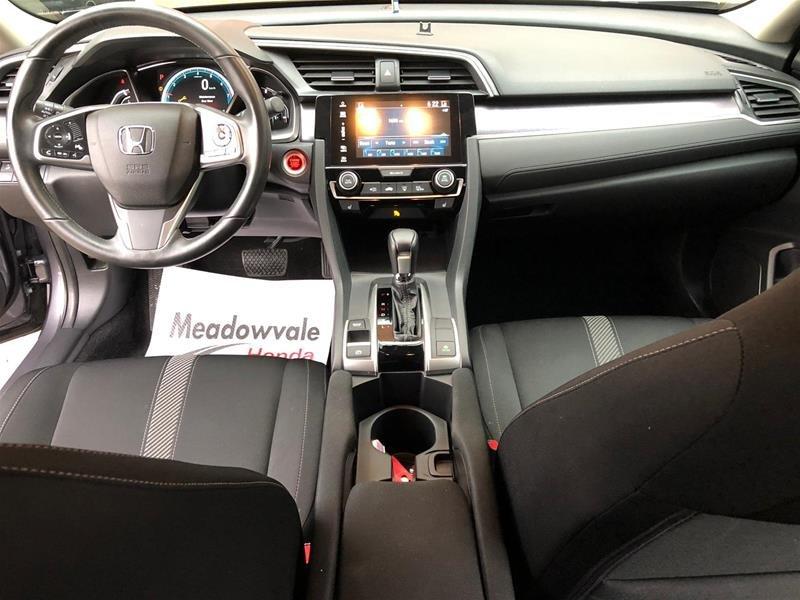 2018 Honda Civic Sedan EX-T CVT in Mississauga, Ontario - 9 - w1024h768px