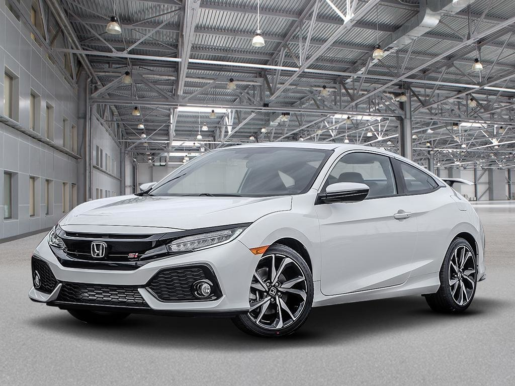 2019 Honda Civic Coupe SI MT in Mississauga, Ontario - 1 - w1024h768px