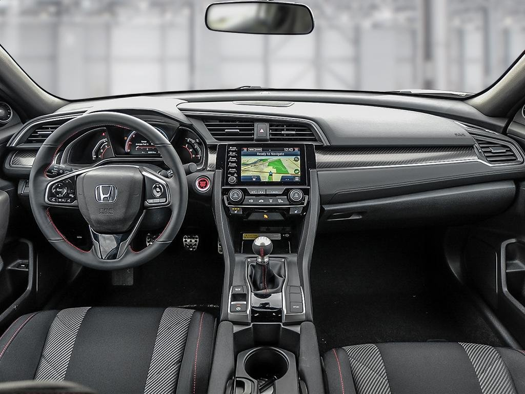 2019 Honda Civic Coupe SI MT in Mississauga, Ontario - 22 - w1024h768px