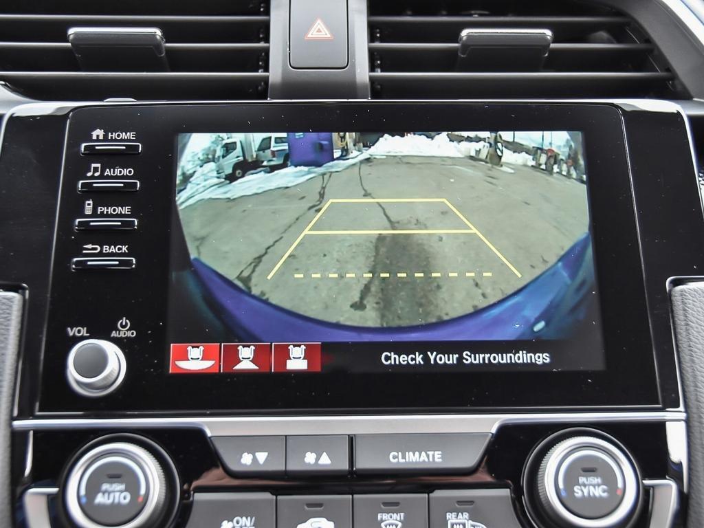 2019 Honda Civic Sedan Sport CVT in Mississauga, Ontario - 23 - w1024h768px