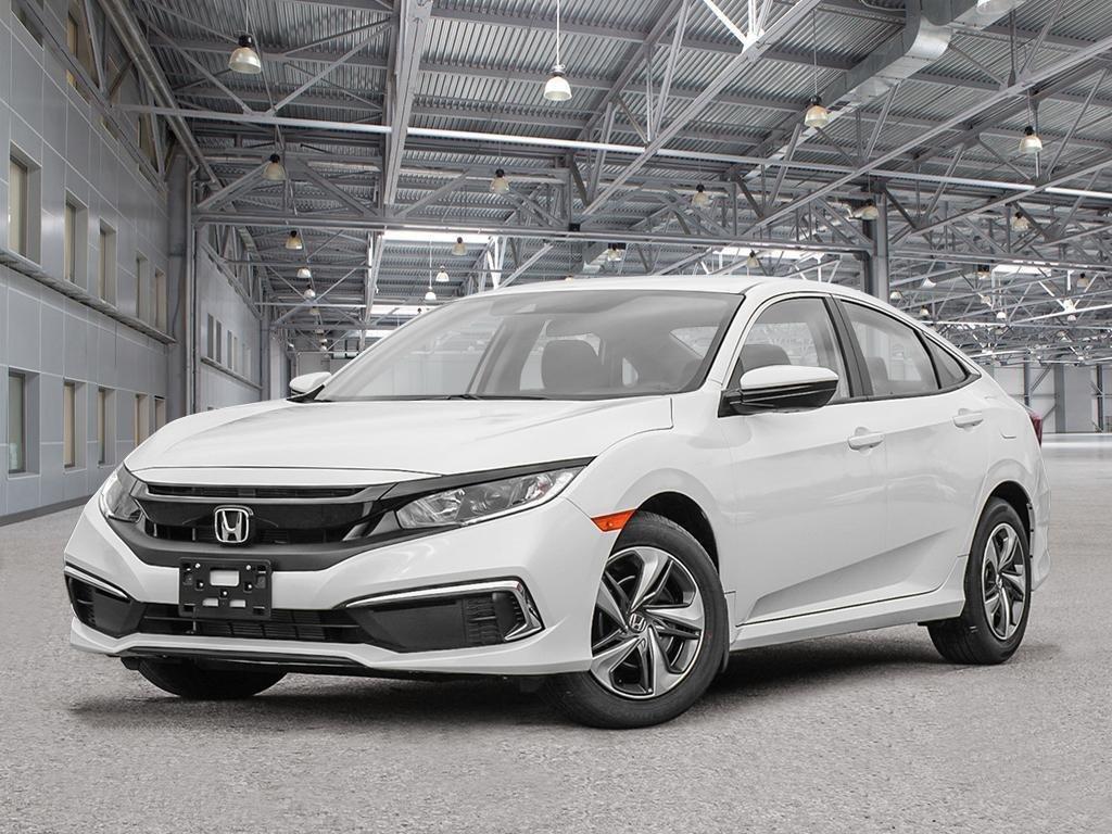 2019 Honda Civic Sedan LX CVT in Mississauga, Ontario - 1 - w1024h768px