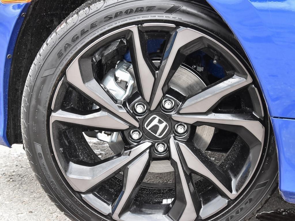 2019 Honda Civic Sedan Sport CVT in Mississauga, Ontario - 8 - w1024h768px
