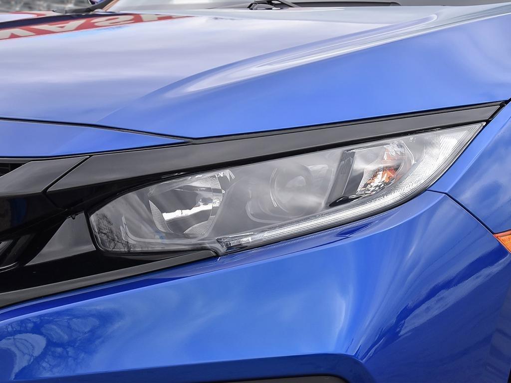 2019 Honda Civic Sedan Sport CVT in Mississauga, Ontario - 10 - w1024h768px