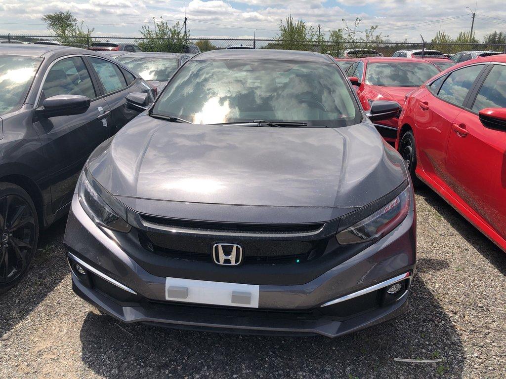 2019 Honda Civic Sedan Touring CVT in Markham, Ontario - 2 - w1024h768px