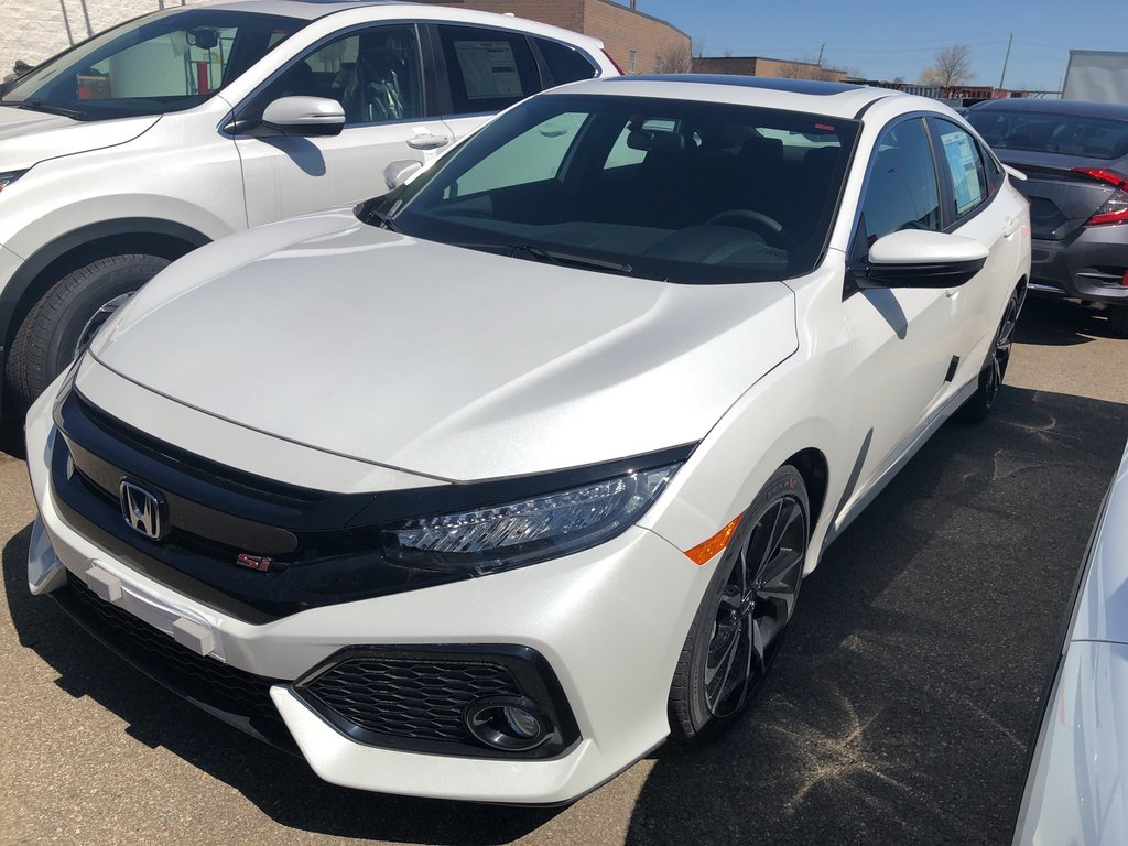 2019 Honda Civic Sedan LX CVT in Oakville, Ontario - 1 - w1024h768px