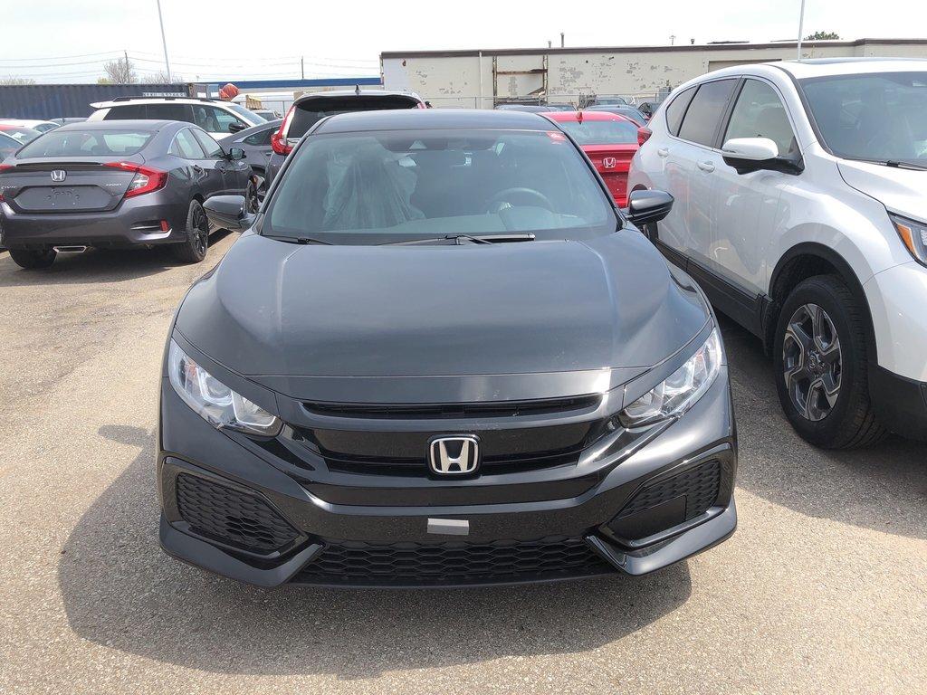 2019 Honda Civic Hatchback LX CVT in Oakville, Ontario - 2 - w1024h768px
