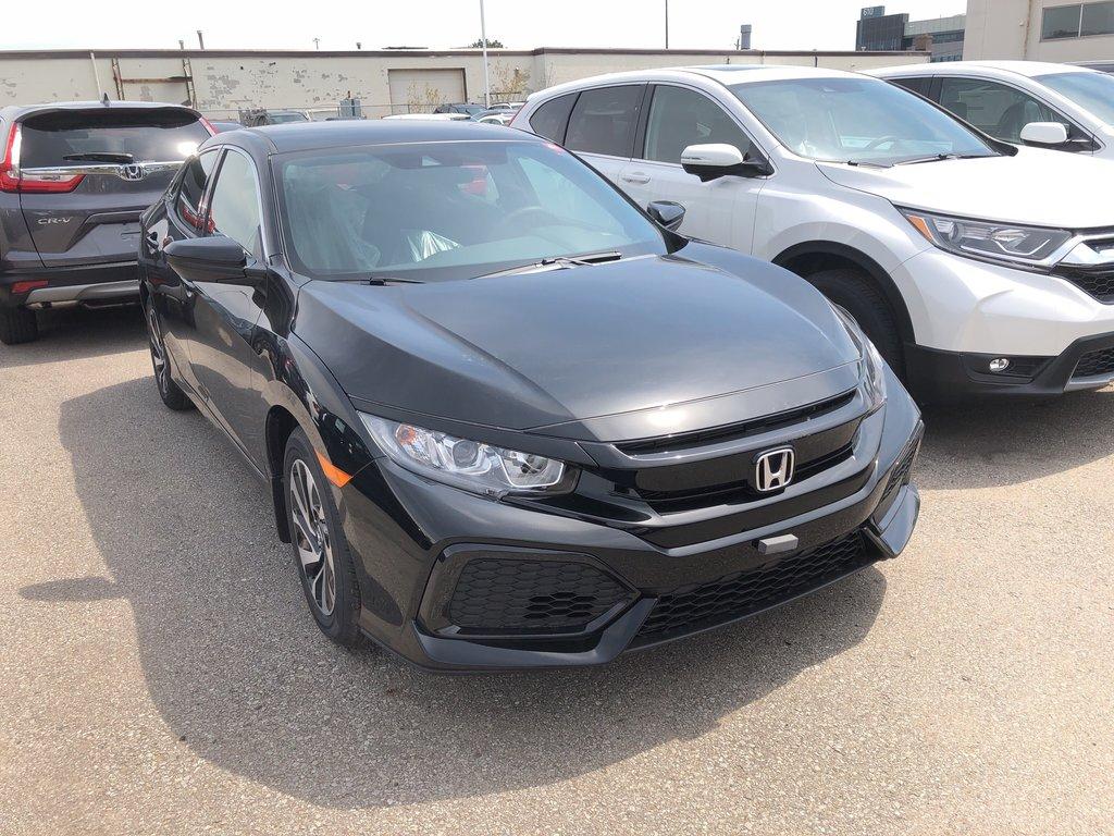 2019 Honda Civic Hatchback LX CVT in Oakville, Ontario - 3 - w1024h768px
