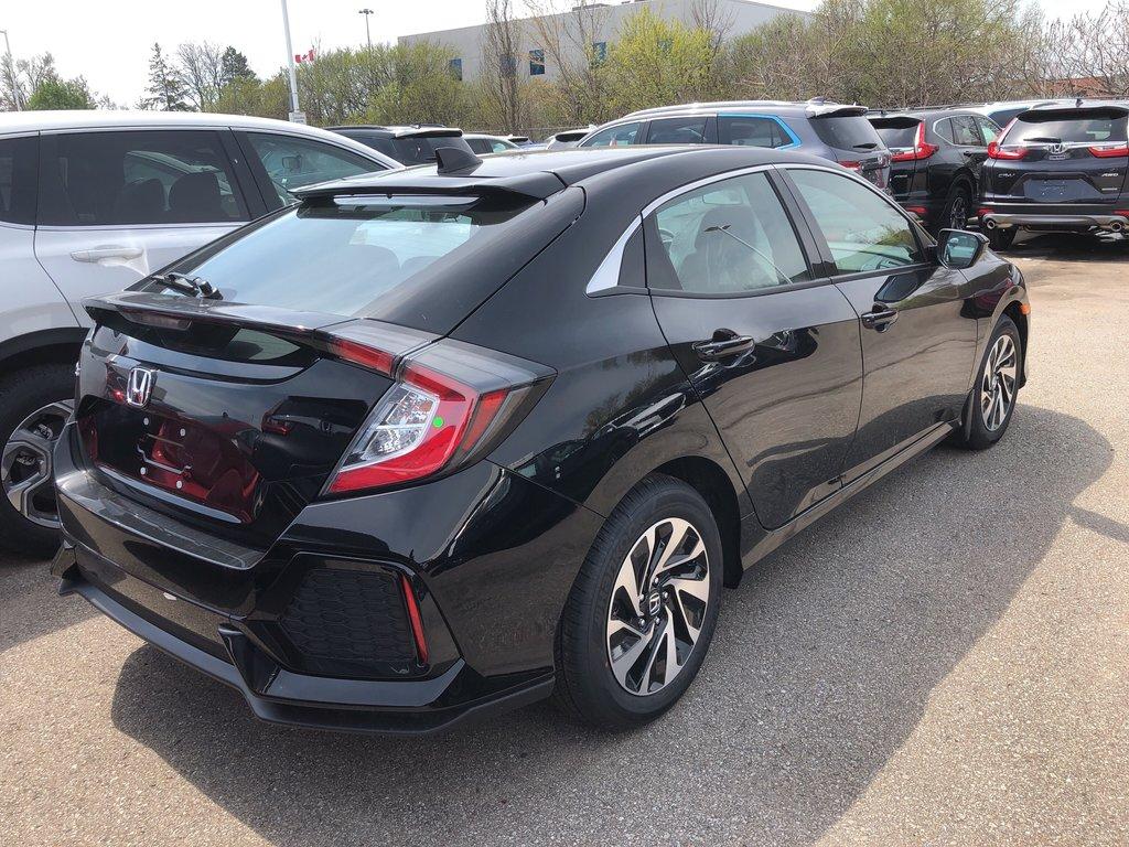 2019 Honda Civic Hatchback LX CVT in Oakville, Ontario - 4 - w1024h768px