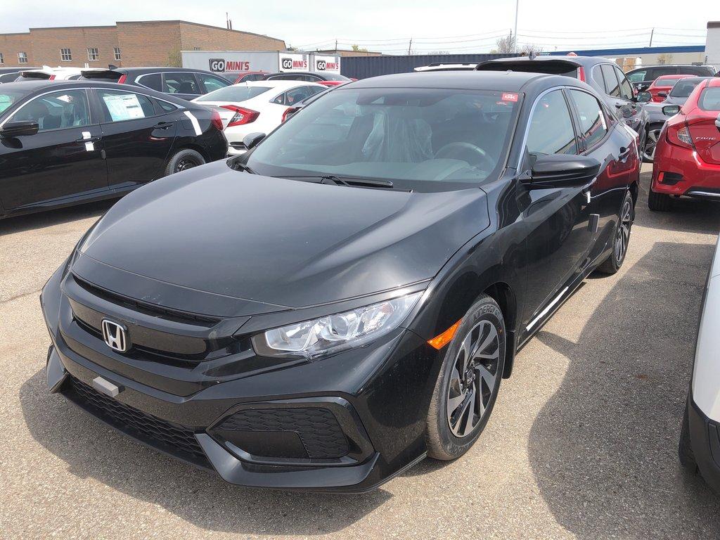 2019 Honda Civic Hatchback LX CVT in Oakville, Ontario - 1 - w1024h768px