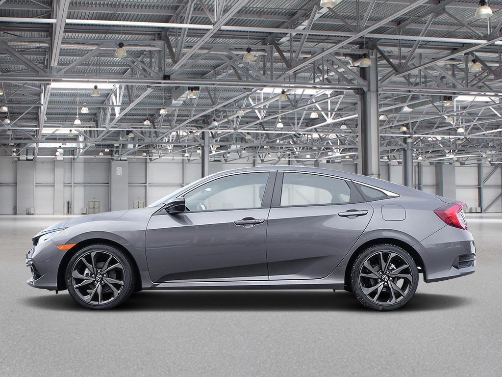 2019 Honda Civic Sedan Sport CVT in Mississauga, Ontario - 3 - w1024h768px