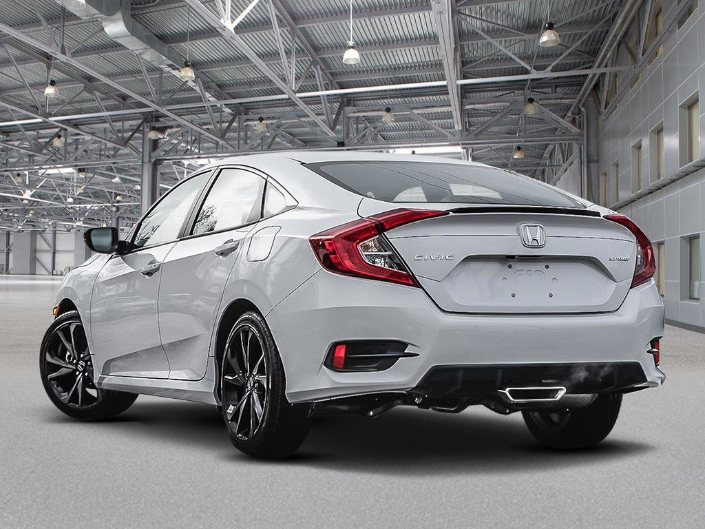 2019 Honda Civic Sedan Sport CVT in Mississauga, Ontario - 4 - w1024h768px