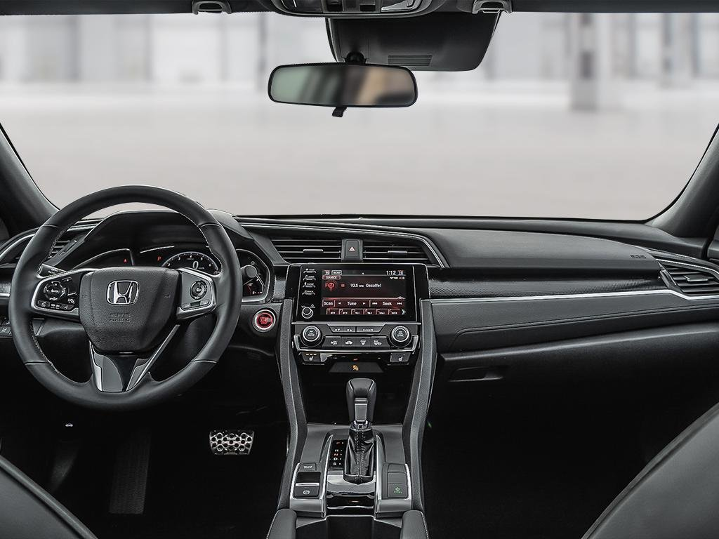 2019 Honda Civic Sedan Sport CVT in Mississauga, Ontario - 22 - w1024h768px