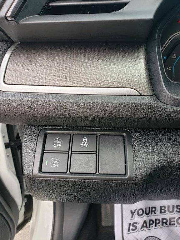 2019 Honda Civic Sedan LX CVT in Mississauga, Ontario - 20 - w1024h768px