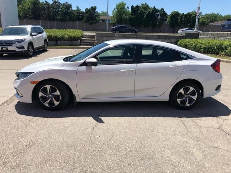 2019 Honda Civic Sedan LX CVT in Mississauga, Ontario - 22 - w1024h768px