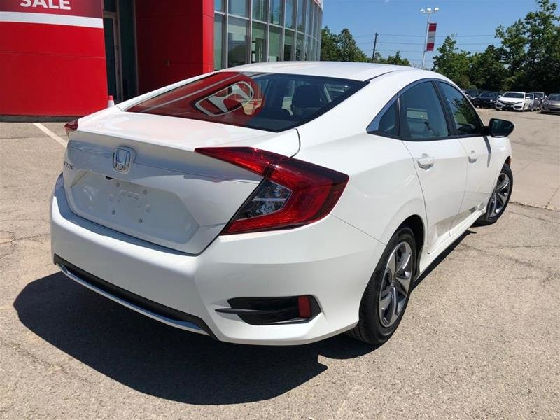 2019 Honda Civic Sedan LX CVT in Mississauga, Ontario - 5 - w1024h768px