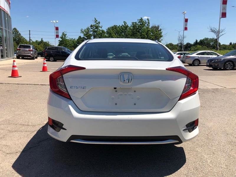 2019 Honda Civic Sedan LX CVT in Mississauga, Ontario - 6 - w1024h768px